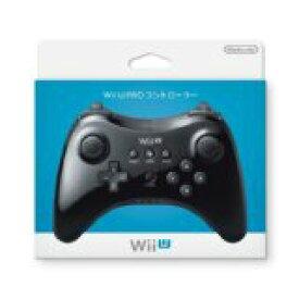 【訳あり】【送料無料】【中古】Wii U PRO コントローラー (kuro) (WUP-A-RSKA) クロ 黒 任天堂