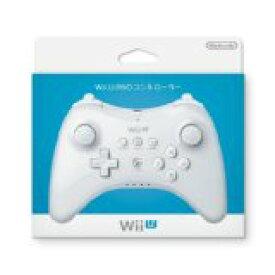【送料無料】【中古】Wii U PRO コントローラー (shiro) (WUP-A-RSWA) シロ 白 任天堂