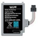 【送料無料】【新品】Wii U GamePad バッテリーパック 1500mAh 任天堂 純正品 本体
