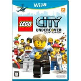 【送料無料】【中古】Wii U ソフト レゴシティ アンダーカバー