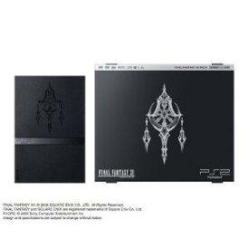 【送料無料】【中古】PS2 PlayStation 2 ファイナルファンタジーXII Pack ブラック (SCPH-75000CB) 本体(箱説付き)