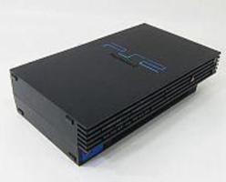 【訳あり】【送料無料】【中古】PS2 PlayStation2 ブラック (SCPH-50000) 本体 プレステ2 (本体のみ、ケーブル、コントローラーなし)