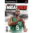 【送料無料】【中古】PS2 プレイステーション2 NBA 2K9