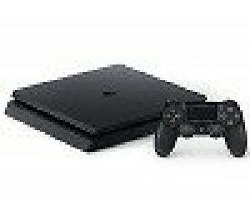 【送料無料】【中古】PS4 PlayStation 4 ジェット・ブラック 500GB (CUH-2100AB01) プレイステーション4 プレステ4(箱説付き)