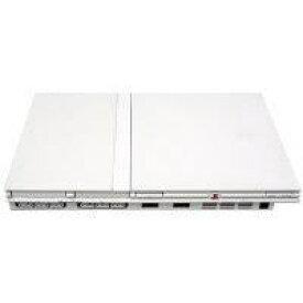 【欠品あり】【送料無料】【中古】PS2 PlayStation 2 セラミック・ホワイト (SCPH-70000CW) 本体のみ (コントローラー、ケーブルなし)