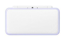 【送料無料】【中古】2DS Newニンテンドー2DS LL ホワイト×ラベンダー 本体(箱付き)