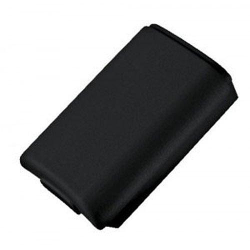 【送料無料】【新品】Xbox 360 バッテリーカバー 黒 ブラック 電池カバー