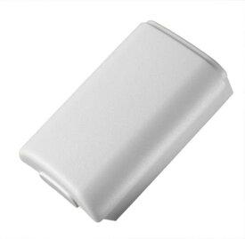 【送料無料】【新品】Xbox 360 バッテリーカバー 白 ホワイト 電池カバー