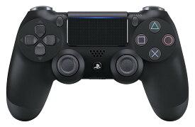 【送料無料】【中古】PS4 PlayStation 4 ワイヤレスコントローラー(DUALSHOCK 4) ジェット・ブラック(CUH-ZCT2J)(箱説付き)