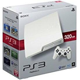 【送料無料】【中古】PS3 PlayStation 3 (320GB) クラシック・ホワイト (CECH-2500BLW) プレイステーション3