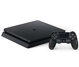 【送料無料】【中古】PS4 PlayStation 4 ジェット・ブラック 1TB (CUH-2200BB01) プレイステーション4
