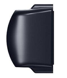【送料無料】【中古】PSP バッテリーパック(2200mAh) PSP-2000/3000シリーズ用 バッテリーカバーのみ ブラック 大容量 互換品