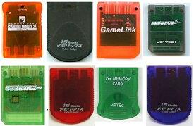 【送料無料】【中古】PS プレイステーション PlayStation専用 メモリーカード ランダムで1個出荷 メモリーカード