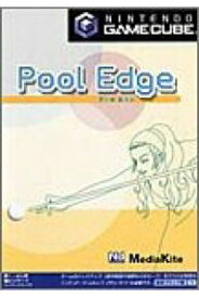 【送料無料】【中古】GC ゲームキューブ Pool Edge(プールエッジ)