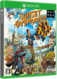 【送料無料】【中古】Xbox Sunset Overdrive DayOneエディション - XboxOne