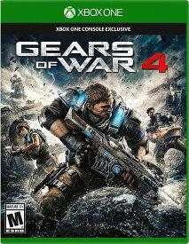【送料無料】【中古】Xbox Gears of War 4 [日本語字幕サポート] (輸入版:北米) - XboxOne