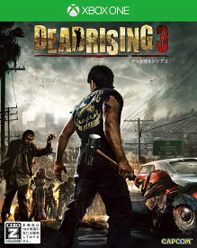 【送料無料】【中古】Xbox Dead Rising 3 - XboxOne