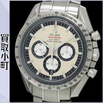 供供奥米伽3506.31速度主人传奇收集M.舒马赫限定品自动计时仪SS呼吸自动卷男性使用的手表人表3506-31自动卷男性使用的手表SPEEDMASTER CHRONOGRAPH