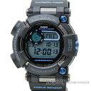 【未使用品】カシオ【CASIO G-SHOCK】Gショック フロッグマン マスターオブG 電波ソーラー時計 トリプルセンサー ブラック×ブルー メンズウォッチ 腕時計 GWF-D1000B-1JF M