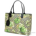 409cbe9ac28b 0207211 1. Sold Out · Gucci GG bloom medium reversible GG leather tote bag  green bloom X black ...