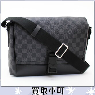 路易威登(LOUIS VUITTON)N41457信使PM damie·gurafittokurosubodishorudabaggumessenjabaggurui·威登人LV MESSENGER PM%OFF