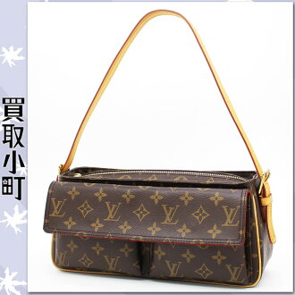 路易威登M51164 vibashite MM monoguramushorudabagguhandobaggubibashite MM路易威登LV Viva Cite MM Shoulder Bag Monogram%OFF