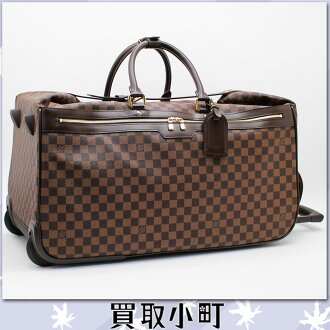 Boston bag trip bag travel kolo kolo cart Louis Vuitton EOLE 60 Travel Rolling Luggages %OFF with Louis Vuitton N23203 エオール 60 ダミエキャリーケーストローリーキャスター