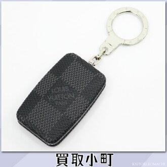 从属于路易威登M66123 asutoropirudamie·gurafitto LED右外场手的钥匙圈键环包迷人LV Key Holder Bag Charm