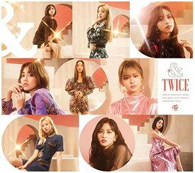 【中古】&TWICE(初回限定盤B)/TWICE