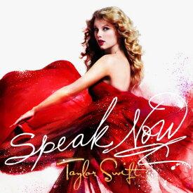 【中古】Speak Now/Taylor Swift