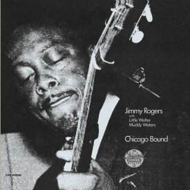 【中古】Chicago Bound/Jimmy Rogers