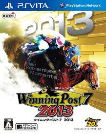 【中古】Winning Post 7 2013 - PSVita