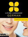 【中古】Living Language German/ Complete Edition: Beginner through advanced course/ including 3 coursebooks…