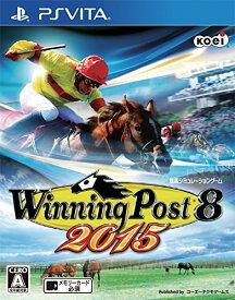 【中古】Winning Post 8 2015 - PS Vita