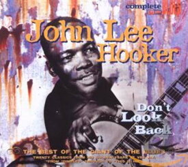 【中古】Don't Look Back/John Lee Hooker