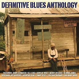 【中古】Definitive Blues Anthology/Definitive Blues Anthology