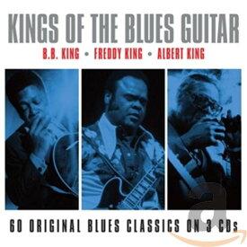 【中古】Kings Of The Blues Guitar [Import]/B.B.King、Freddy King、Albert King