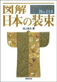 【中古】図解 日本の装束 (F-Files No.018)/池上 良太