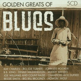 【中古】Golden Greats of Blues/Various