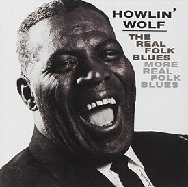 【中古】Real Folk Blues/More Real Folk Blues/Howlin' Wolf