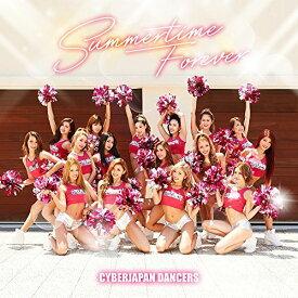 【中古】Summertime Forever(通常盤)/CYBERJAPAN DANCERS、Carlos K.、Ereca Suzuki