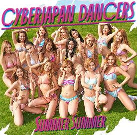 【中古】Summer Summer(通常盤)/CYBERJAPAN DANCERS、nana hatori