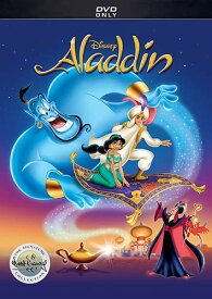 【中古】Aladdin (The Walt Disney Signature Collection) [DVD]/Scott Weinger、Lea Salonga、Brad Kane、John Freeman、Robin Williams、Linda Larkin、Frank Welker、Gilbert Gottfried、John Musker、Ron Clements