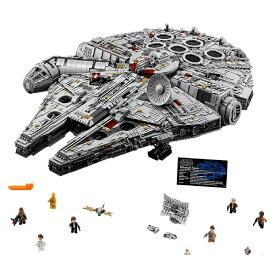 LEGO Star Wars【 レゴ スターウォーズ ミレニアム・ファルコン Millennium Falcon 75192 7541ピース】