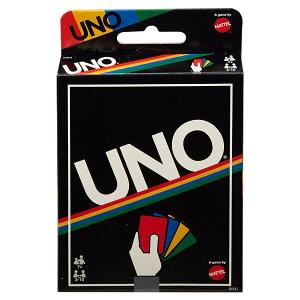 カードゲーム ウノ レトロエディション UNO Card Game - Retro Edition