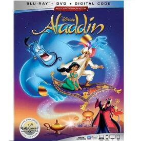 ブルーレイ ディズニー アラジン シグネチャー コレクション / DVD デジタル / Disney