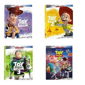ブルーレイ ディズニー トイストーリー 全4作セット / DVD デジタル / Disney