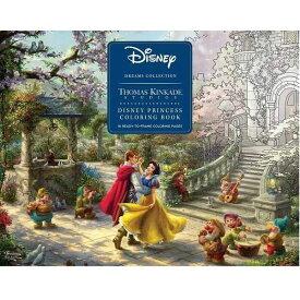 大人の塗り絵 ディズニー プリンセス カラーリングブック / ペーパーバック 42ページ Disney