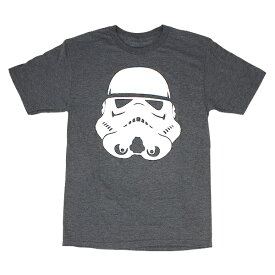 ユニセックス Tシャツ STAR WARS スターウォーズ Tシャツ ストームトルーパー CLONE DOME SWSRD52 チャコールヘザー