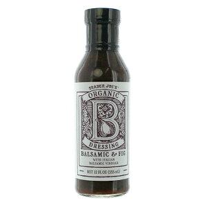 TRADER JOE'S 【トレーダージョーズ / オーガニック バルサミコ & イチジク ドレッシング / Organic Balsamic & Fig Dressing / 355ml(12fl oz)】